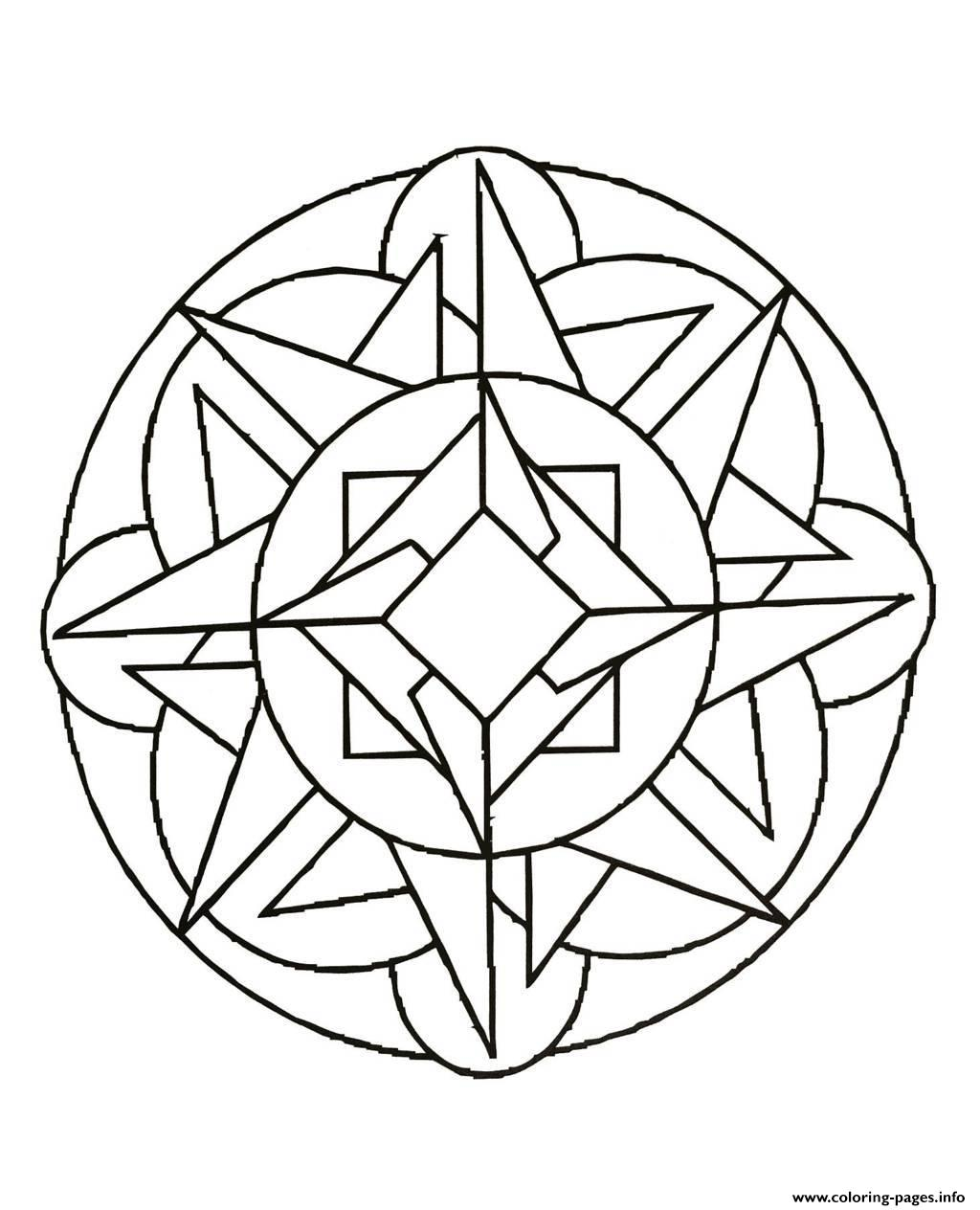 Mandalas To Download For Free 23  coloring pages